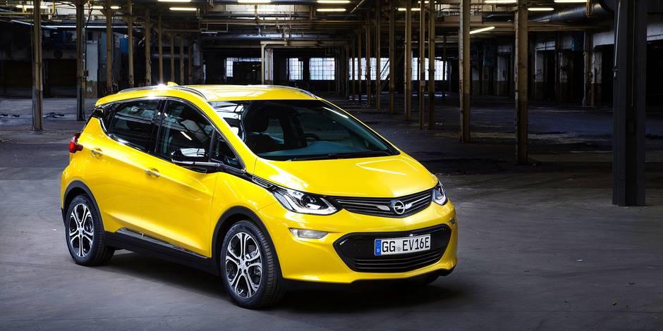PSA et Opel se font les yeux doux - La Libre