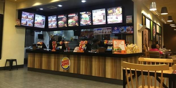 Voici où s'ouvrira le premier Burger King du pays - La Libre