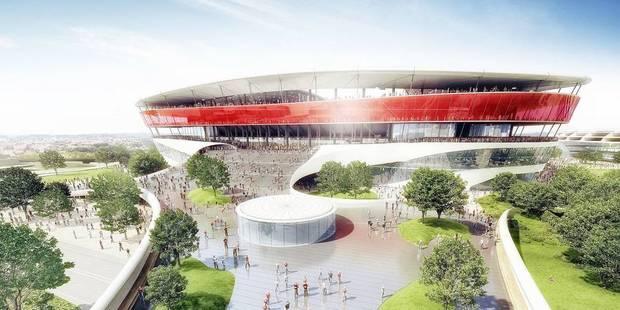Stade national: les remarques du Sporting d'Anderlecht - La Libre