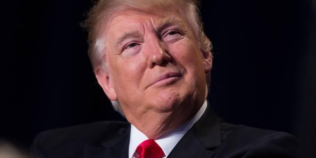 Après 4 semaines au pouvoir, Trump laisse éclater sa colère - La Libre