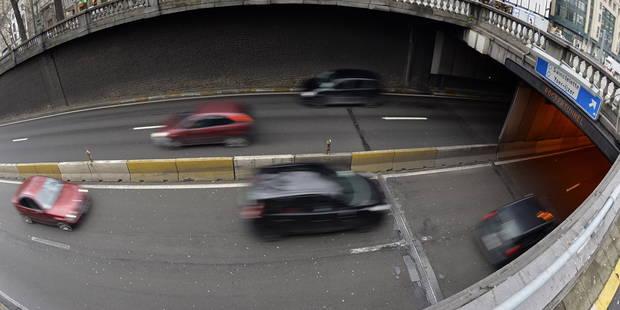 Le tunnel Rogier à Bruxelles rouvert dans les deux sens de la circulation - La Libre