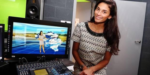 Tatiana Silva est la nouvelle Miss Météo de TF1 - La Libre
