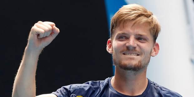 Goffin brille face à Dimitrov et file en demi-finales à Rotterdam (6-4, 1-6, 6-3) - La Libre