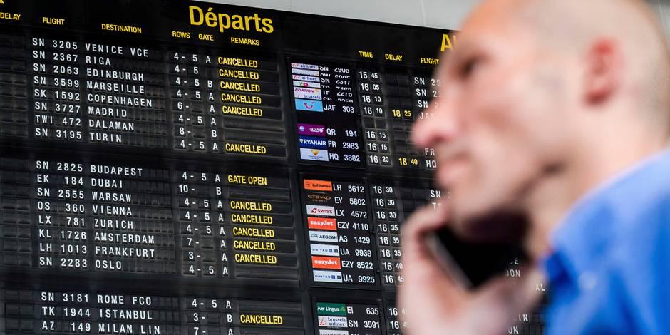 Survol de Bruxelles: Faut-il craindre un exil de Zaventem? Avec quel impact pour l'emploi? Le point en 6 questions - La ...