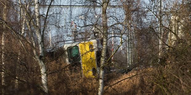 Déraillement d'un train à Louvain: voici les lignes interrompues pour ce début de semaine - La Libre