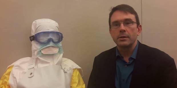 La réponse à l'épidémie d'Ebola a été guidée par la peur plus que par les priorités médicales - La Libre
