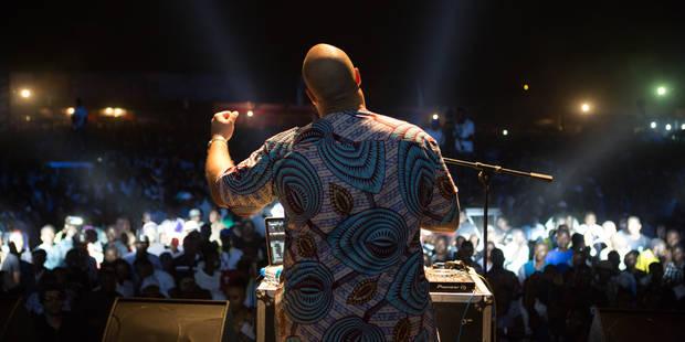 Festival Amani: DJ Boddhi Satva lance la révolution électronique à Goma - La Libre