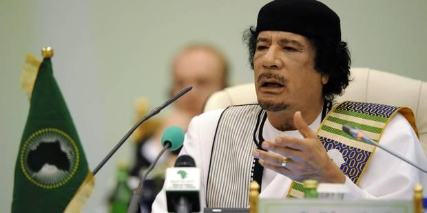 Le procès Khadafi n'a pas été équitable, selon l'ONU - La Libre