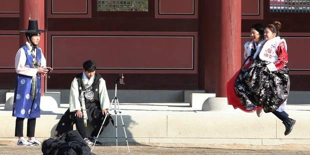 La future championne de la longévité est? sud-coréenne, avec une espérance de vie de 90,8 ans en 2030 - La Libre