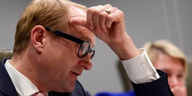 Ben Weyts à l'hôpital après un malaise en séance plénière du Parlement flamand - La Libre