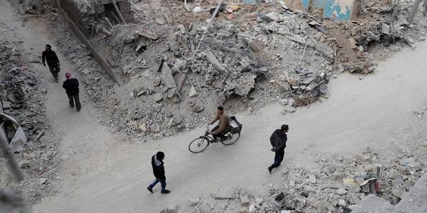 Ce que Moscou reproche au projet de résolution pour la Syrie à l'ONU - La Libre