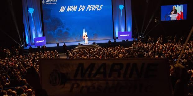 Oui, la campagne pour la présidentielle française se Trumpise: Tous unis contre les médias (ANALYSE) - La Libre