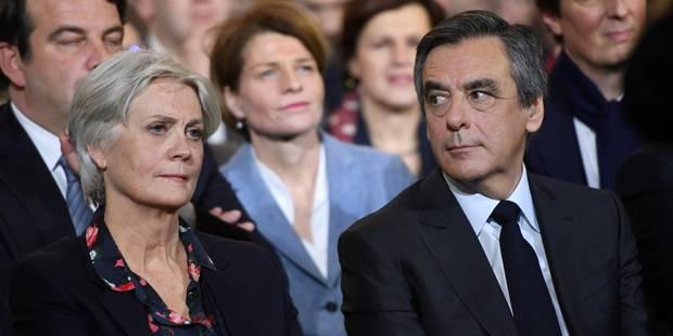 """""""Penelopegate"""": le point sur l'enquête ciblant François Fillon - La Libre"""