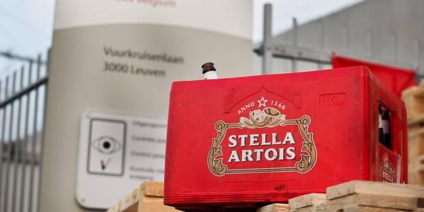 AB InBev : bénéfice net en baisse de 43%, la consommation de bière continue à chuter - La Libre