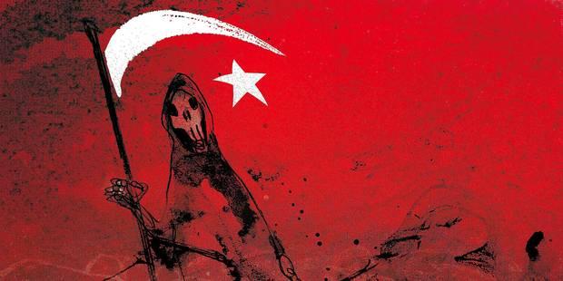 Asli Erdogan tisse des liens entre le génocide arménien en Turquie et la Shoah (OPINION) - La Libre