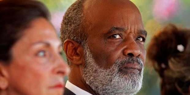 L'ancien président haïtien René Préval est mort - La Libre