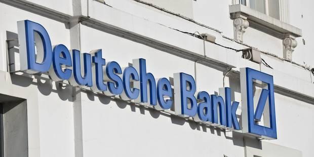 Deutsche Bank prépare une éventuelle augmentation de capital de 8 mds EUR - La Libre