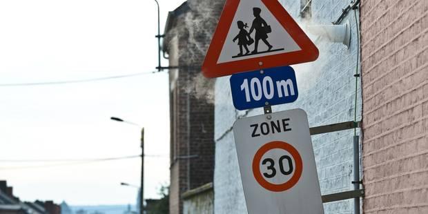 Bientôt la zone 30 comme norme pour toutes les voiries locales à Bruxelles? - La Libre