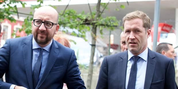 Charles Michel attaque sévèrement Paul Magnette qui menace à nouveau de ne pas ratifier le CETA - La Libre
