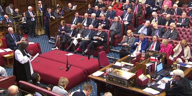 Brexit: les Lords infligent un nouveau revers à Theresa May - La Libre