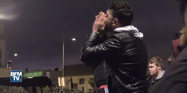 Des joueurs du PSG chahutés à leur arrivée à l'aéroport à Paris (VIDEO) - La Libre