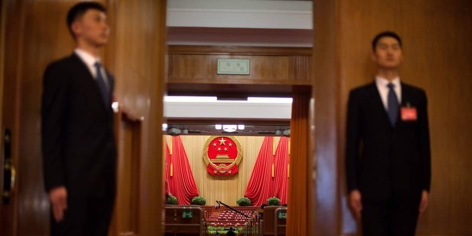 Chine: Le Parlement doit adopter un nouveau code civil - La Libre