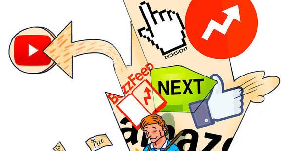 Des médias sur mesure pour la publicité (OPINION) - La Libre