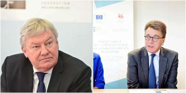 Près de 600 000 euros par an pour l'ex-chef de cabinet de Marcourt - La Libre