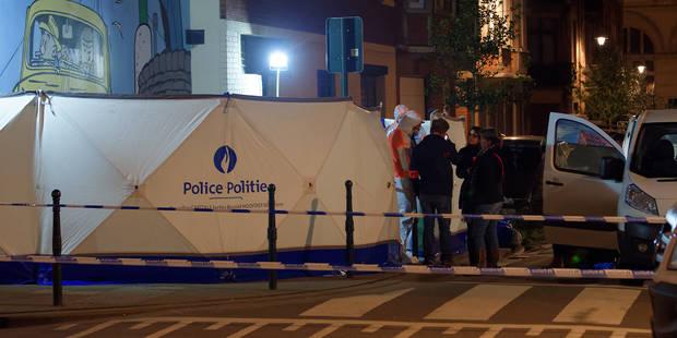 Bruxelles: le cadavre d'un homme retrouvé sur la voie publique à Laeken - La Libre