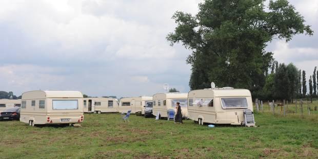 Une maison squattée par des Roms créé la polémique: les propriétaires ne peuvent plus rentrer chez eux ! - La Libre
