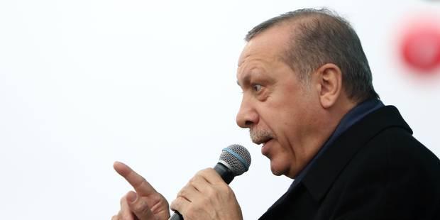 La Turquie suspend ses relations au plus haut niveau avec les Pays-Bas - La Libre