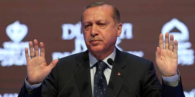 Meetings pro-Erdogan : Nouvelles attaques d'Erdogan, la crise avec l'Europe s'envenime - La Libre