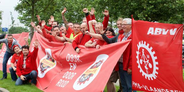 Syndicats et direction de Volvo Belgique parviennent à un accord, le personnel votera mercredi - La Libre