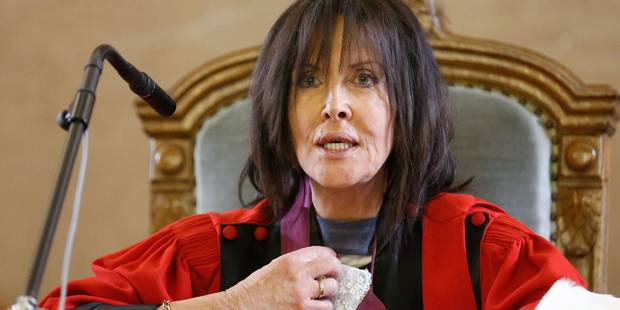 Malgré les révélations, le président de la cour d'appel maintient toute sa confiance en Karin Gérard - La Libre