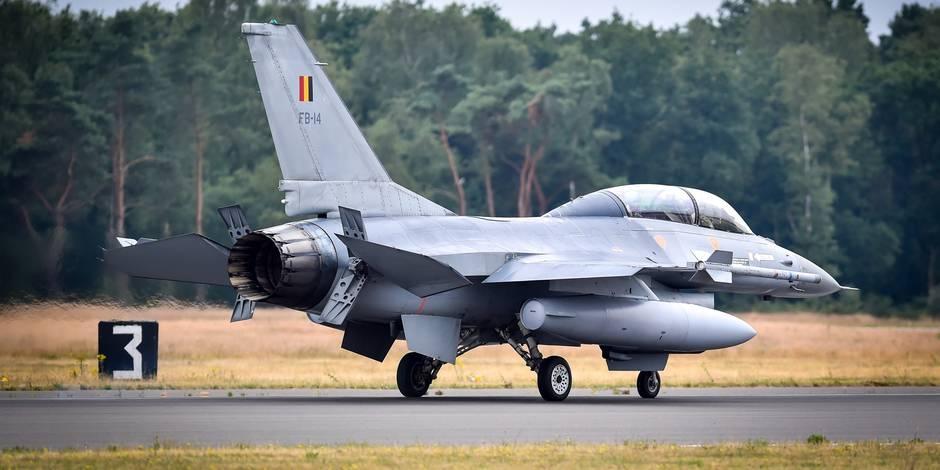 Edito: Remplacement des F-16, que le match soit le plus ouvert ! - La Libre