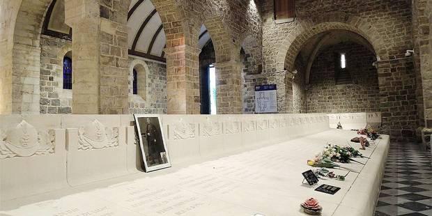 Des columbariums dans les églises flamandes désacralisées - La Libre