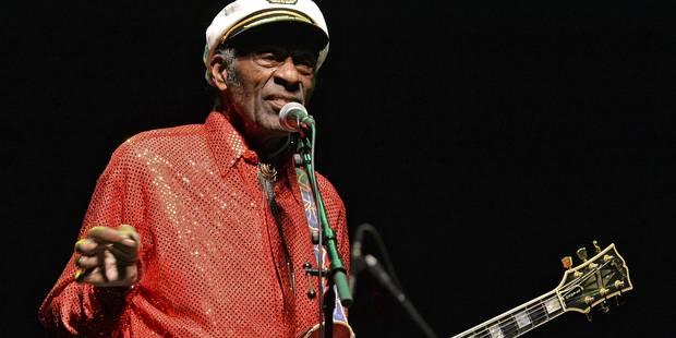Une chanson inédite de Chuck Berry dévoilée, quatre jours après sa mort (VIDEO) - La Libre