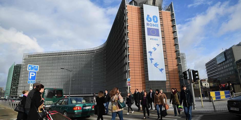 Edito: L'Europe est un projet extraordinaire, malgré tout - La Libre