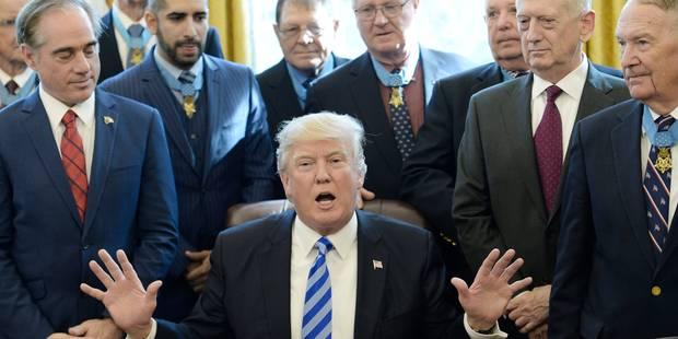 Obamacare: Sur Twitter, Trump tente de rebondir après le fiasco au Congrès - La Libre
