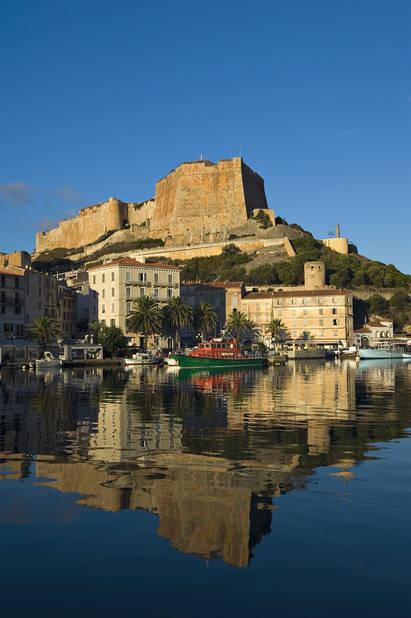 La citadelle de Bonifacio