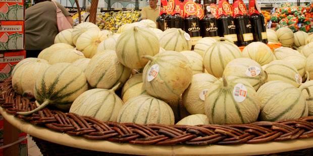 33 euros pour un melon: les Japonais et la recherche du fruit parfait - La Libre