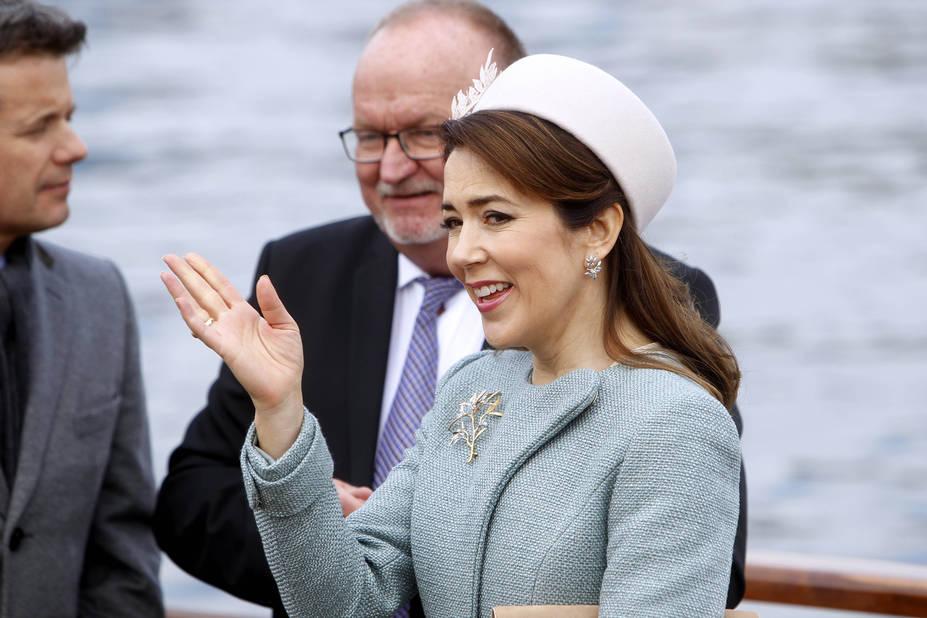 La princesse Mary que les danois adorent