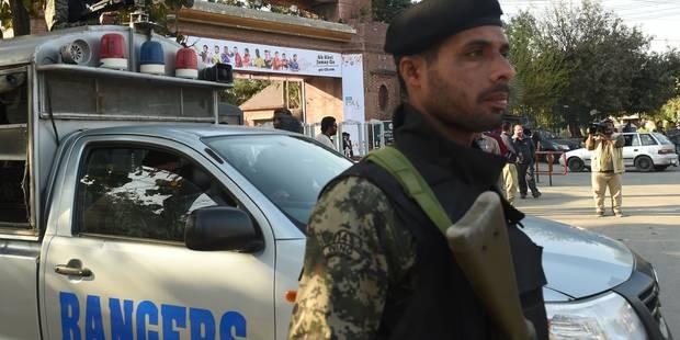 Pakistan: Attentat sur un marché, au moins 6 morts, 50 blessés - La Libre