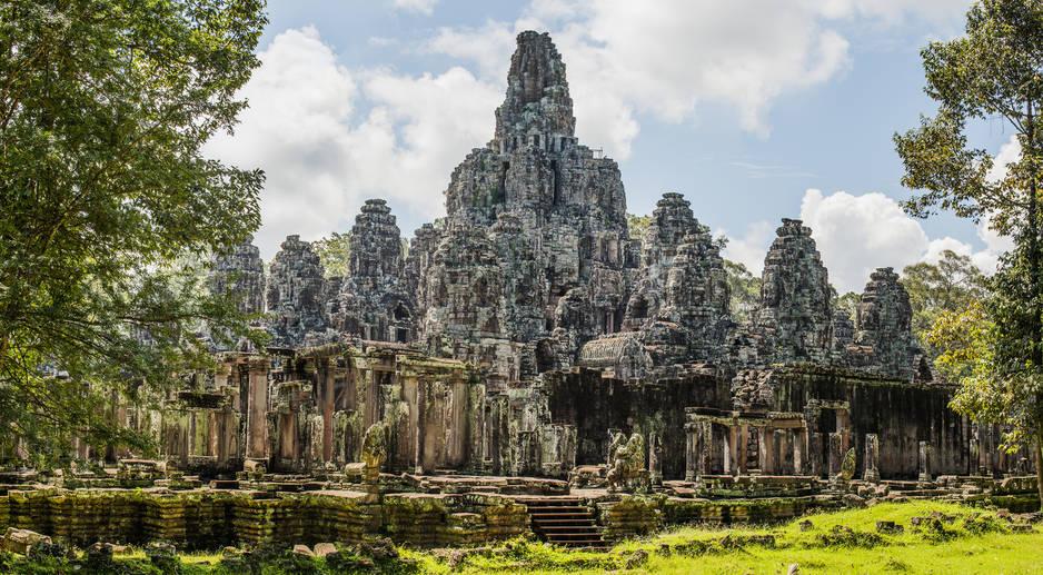 8. Siem Reap, Cambodge