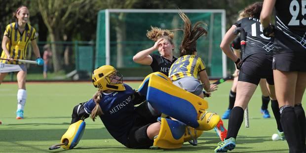 Hockey Dames: Statu-quo dans le top 5, le Wellington et le Waterloo Ducks jouent perdants ! - La Libre