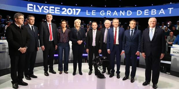 Présidentielle française: France 2 renonce au débat du 20 avril - La Libre