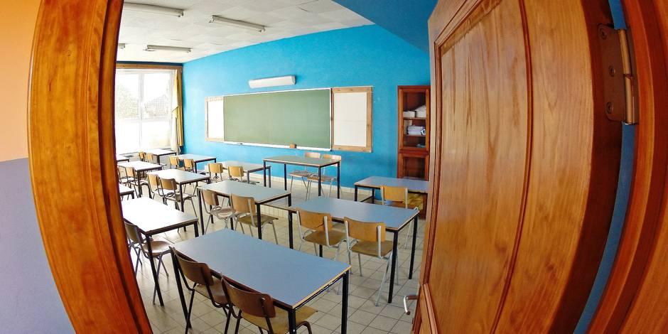 4 raisons pour lesquelles les jeunes profs désertent l'école - La Libre