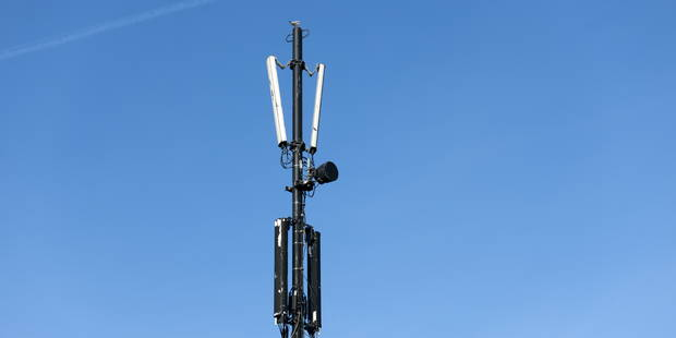 Mais comment ont-ils fait pour voler une antenne téléphone de 20 mètres de haut? - La Libre