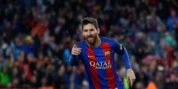 """Un médecin italien à la rescousse de Messi qui a : """"pleuré des larmes de frustration"""" - La Libre"""