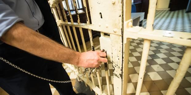 L'Etat belge soumis à des astreintes pour détention d'un francophone à la prison de Bruges - La Libre